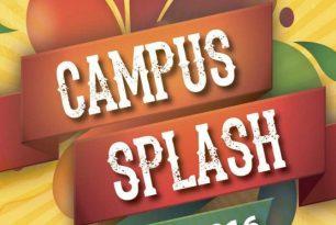 Campus Splash 15.06.2016