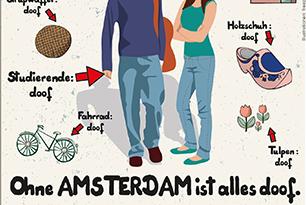 Tagesfahrt nach Amsterdam 2016