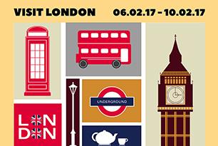 4-Tage-Tour nach London
