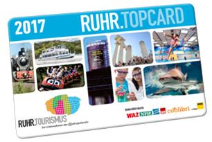 RUHR.TOPCARD 2017