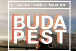 Fahrt nach Budapest