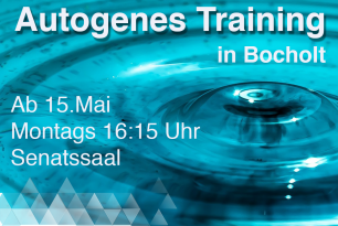 Autogenes Training Bocholt