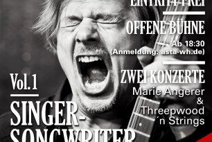 Singer Songwriter Abend Gelsenkirchen