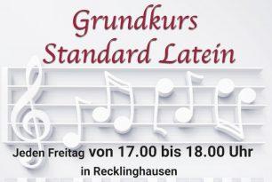 Grundkurs Standard Latein Recklinghausen