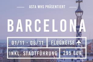 Fahrt nach Barcelona