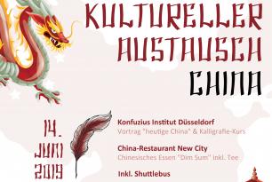 Kultureller Austausch: China
