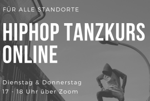 HipHop-Tanzkurs online