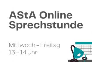 AStA Online Sprechstunde