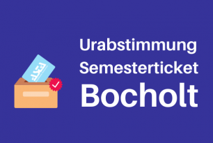 Urabstimmung Semesterticket Bocholt